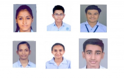 Meritorious Students of 10th Std.