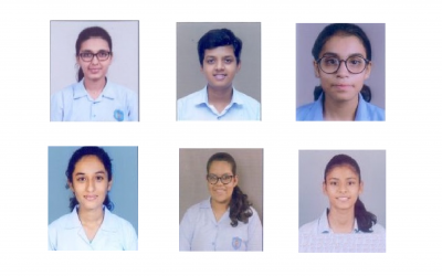 Meritorious Students of 12th Std.